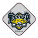 Toddler on Board (Cling Sticker)