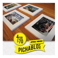 Pichablos: Star Wars 4 for $70